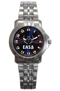 Militarytime 24 hour dial - European Style Promotional Watch 24MBLUM3