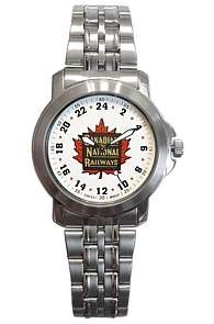 Militarytime 24 hour dial - Specialty Style Promotional Watch 24MWHTM3