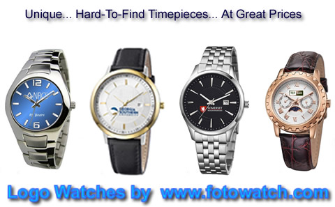 Private Label logo watches