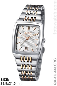 Two-Tone Ladies Corporate Premium Watch qa-1G-44LSRG