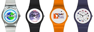 Custom Rotating Disc Watch Swatch Style